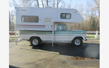 1972 Ford F250 Camper Special for sale 101414044