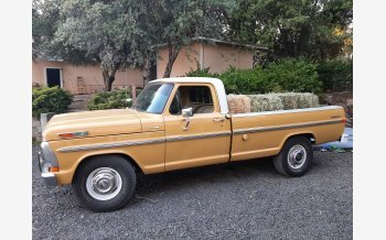 1972 Ford F250 Camper Special for sale 101607965