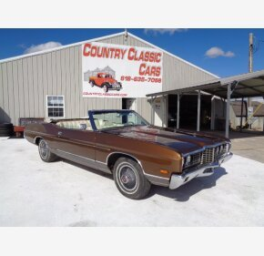 1972 Ford LTD for sale 100977245