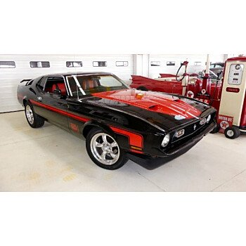 1972 Ford Mustang for sale 101096257