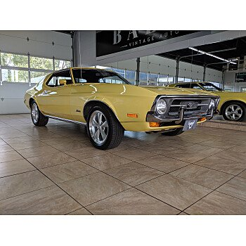 1972 Ford Mustang Coupe for sale 101200009