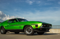 1972 Ford Mustang Mach 1 Coupe for sale 101348555