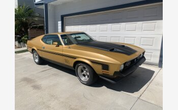 1972 Ford Mustang Mach 1 Coupe for sale 101361859