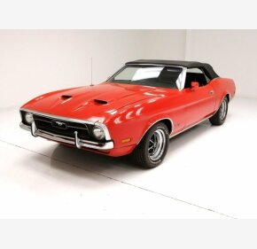 1972 Ford Mustang for sale 101066858