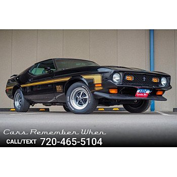 1972 Ford Mustang for sale 101119017