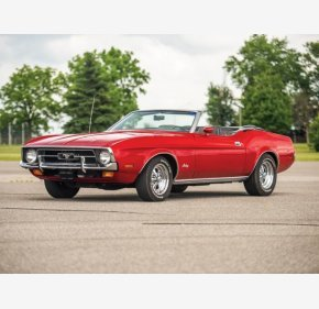 1972 Ford Mustang for sale 101183763