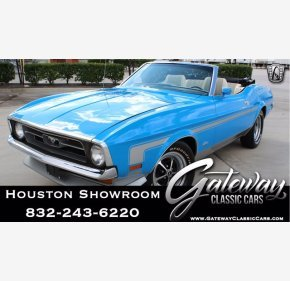 1972 Ford Mustang for sale 101418145