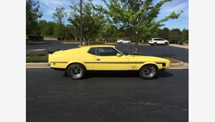 1972 Ford Mustang for sale 101437468