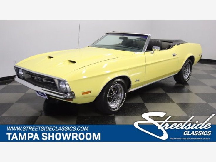 1972 Ford Mustang Convertible for sale 101563810