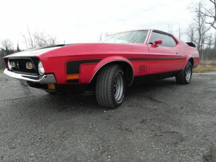 1972 Ford Mustang for sale 101585831