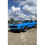 1972 Ford Mustang Mach 1 Coupe for sale 101591260