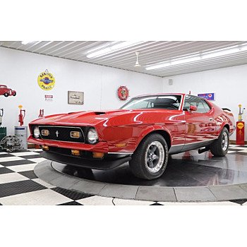 1972 Ford Mustang for sale 101611254