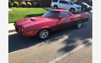 1972 Ford Ranchero for sale 101196278