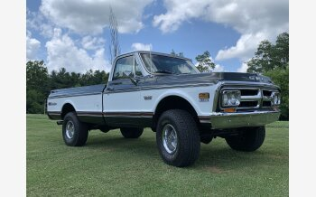 1972 GMC C/K 1500 for sale 101439001