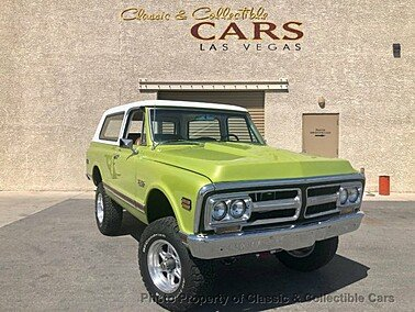 1972 GMC Jimmy for sale 101323693