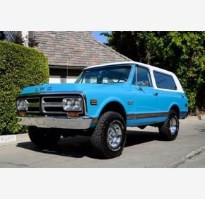 1972 GMC Jimmy for sale 101345900