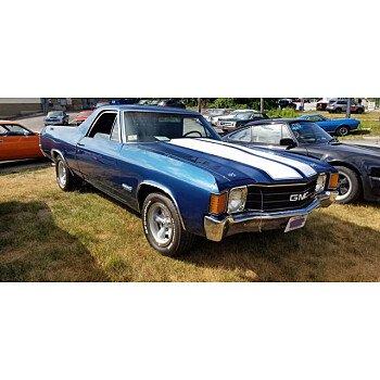1972 GMC Sprint for sale 101496630