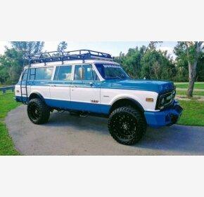 1972 GMC Suburban for sale 100952643