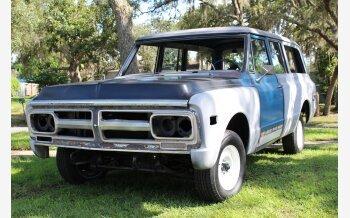1972 GMC Suburban 2WD for sale 101353233