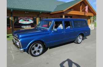 1972 GMC Suburban for sale 101627316