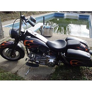 1972 Harley-Davidson FLH for sale 201154275