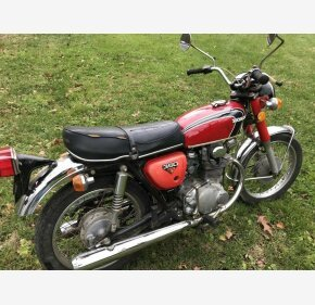 1972 Honda CB350F for sale 201012092