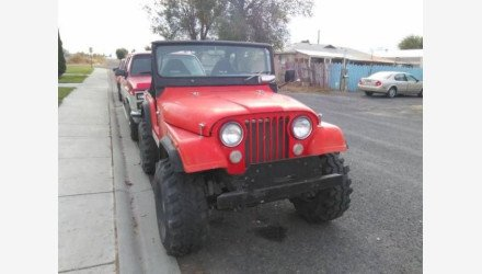 1972 Jeep CJ-5 for sale 100841003