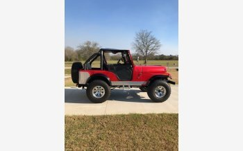 1972 Jeep CJ-5 for sale 101358225