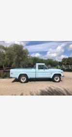 1972 Jeep J-Series Pickup for sale 101395272