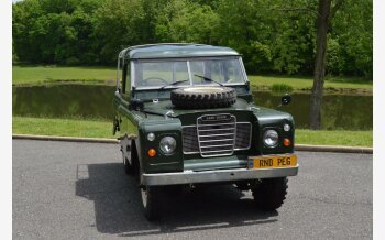1972 Land Rover Series III for sale 101330626