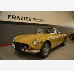 1972 MG MGB for sale 101063730