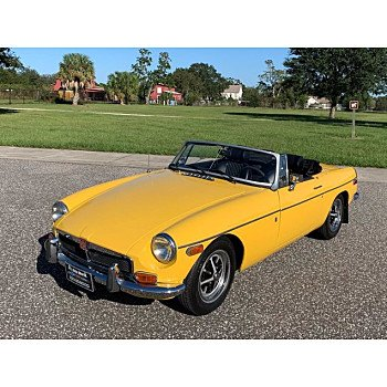 1972 MG MGB for sale 101401228