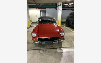 1972 MG MGB for sale 101565064