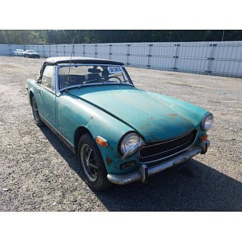 1972 MG Midget for sale 101400549