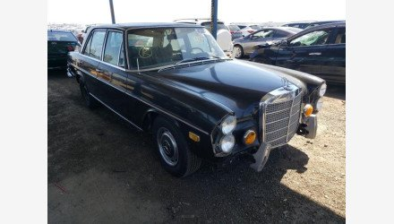1972 Mercedes-Benz 280SE for sale 101331365