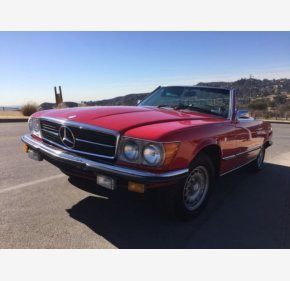 1972 Mercedes-Benz 350SL for sale 100837018