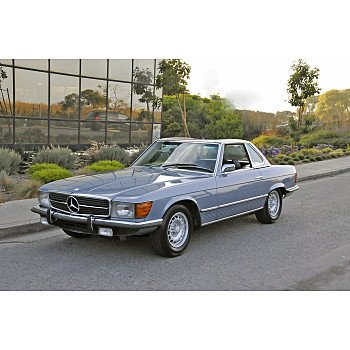 1972 Mercedes-Benz 350SL for sale 101281180