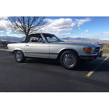 1972 Mercedes-Benz 450SL for sale 100955162
