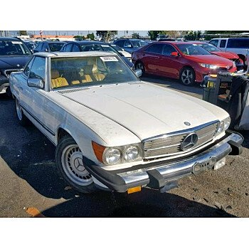 1972 Mercedes-Benz 450SL for sale 101124996