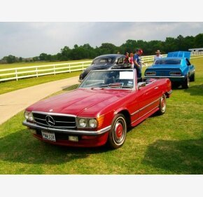 1972 Mercedes-Benz 450SL for sale 100925824