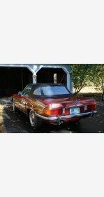1972 Mercedes-Benz 450SL for sale 100988382