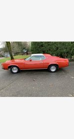 1972 Mercury Cougar XR7 Coupe for sale 101439952
