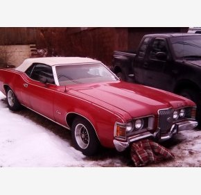 1972 Mercury Cougar for sale 100992545