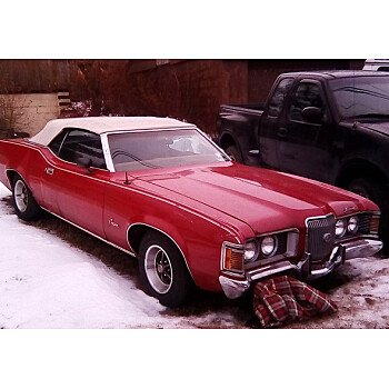 1972 Mercury Cougar for sale 100992545