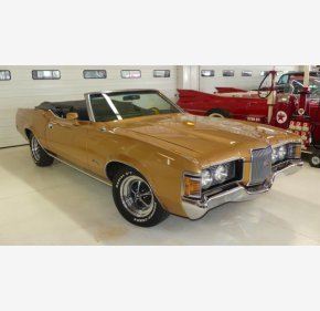 1972 Mercury Cougar for sale 101190208