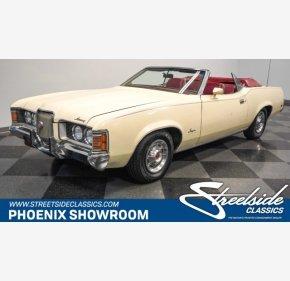 1972 Mercury Cougar for sale 101315004