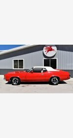 1972 Mercury Cougar for sale 101363175