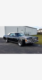 1972 Mercury Cougar for sale 101412627