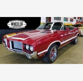1972 Oldsmobile 442 for sale 101076704