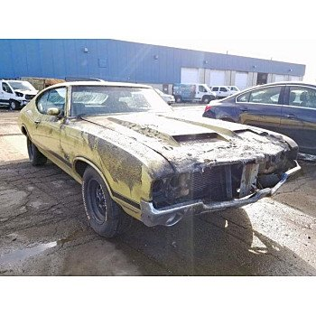 1972 Oldsmobile 442 for sale 101314471